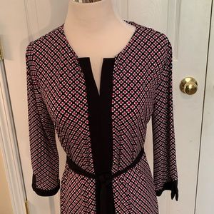 Ann Taylor Knit Career Dress Size MP